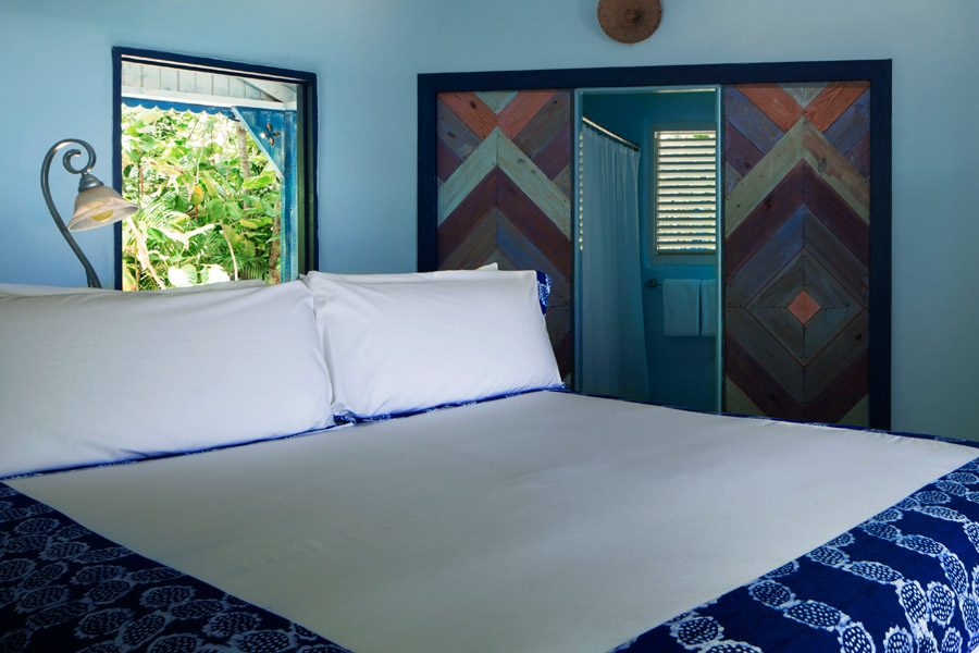 One Bedroom Blue Hole View Suite